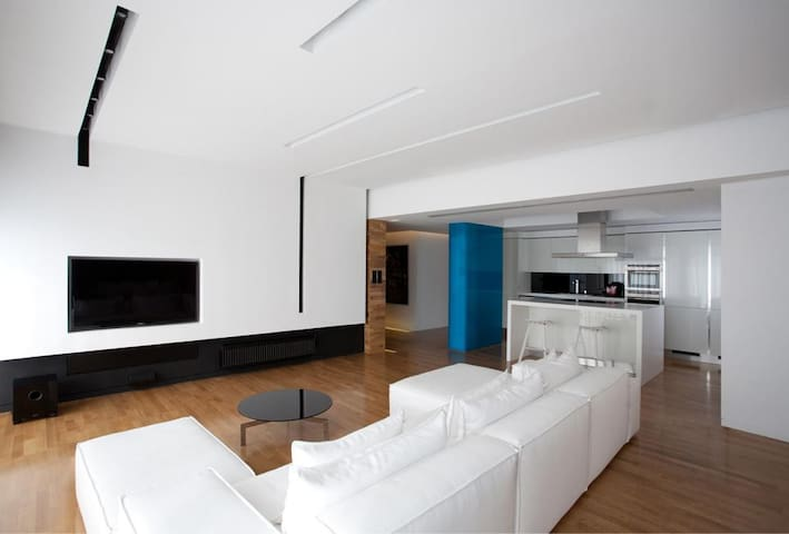 Luxurious 5* penthouse - Athina - Appartement