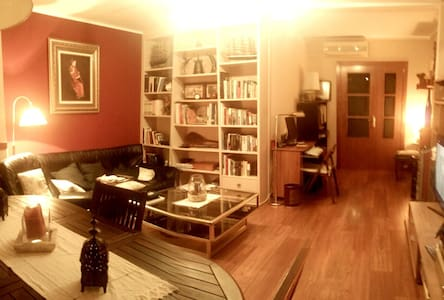 ROOM WITH BALCON & PARKING in 30 min of BCN - Granollers - Apartment