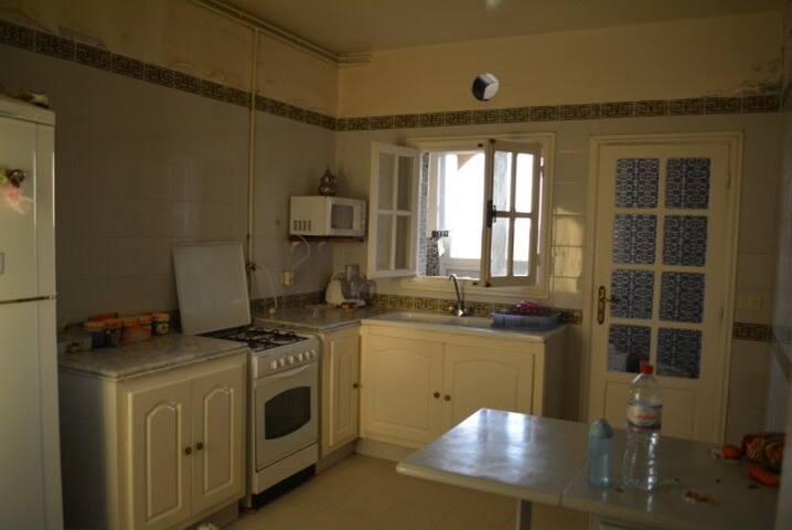 appartement meublé - Ez Zahra
