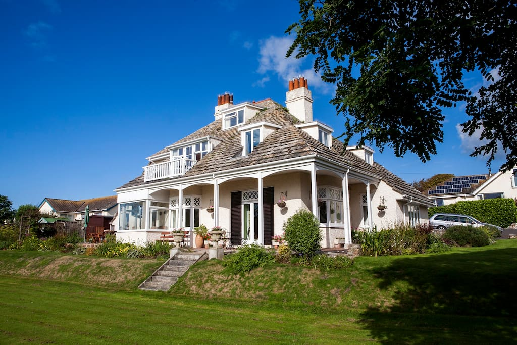 Our Edwardian home 5 minutes from the seafront