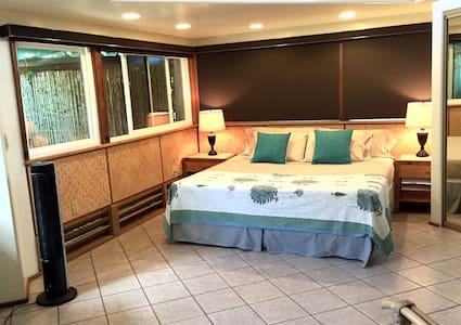 1 Bdrm Garden Cottage in Lahaina #5 - Lahaina - Apartemen