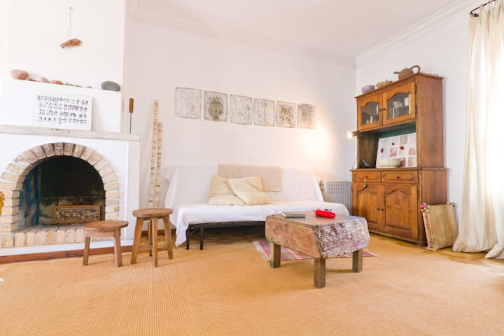 Lovely room 15minutes walking from the beach