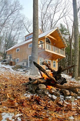 River Views Design Mountain Cabin - Barryville - House