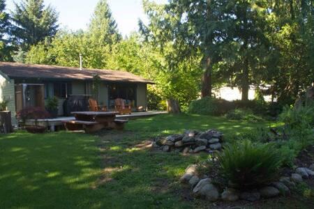 Cedar Cabin/Vedder River-Chilliwack