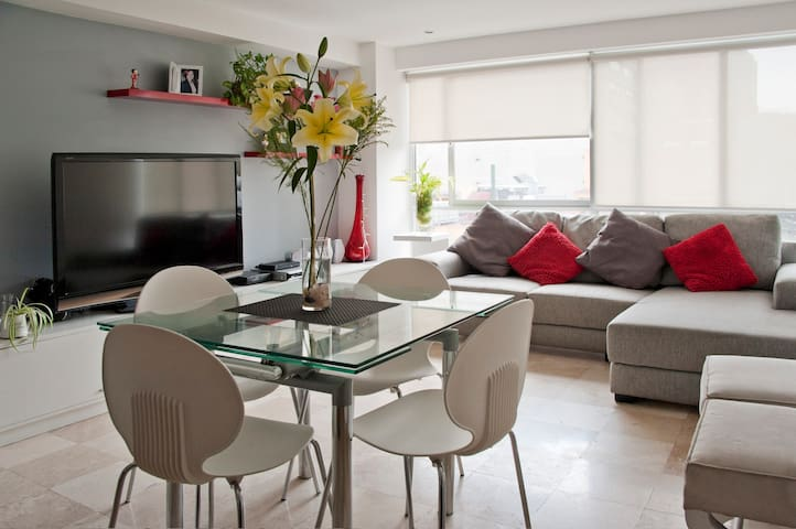 La Roma: Cozy & well located! - Mexiko-Stadt - Wohnung