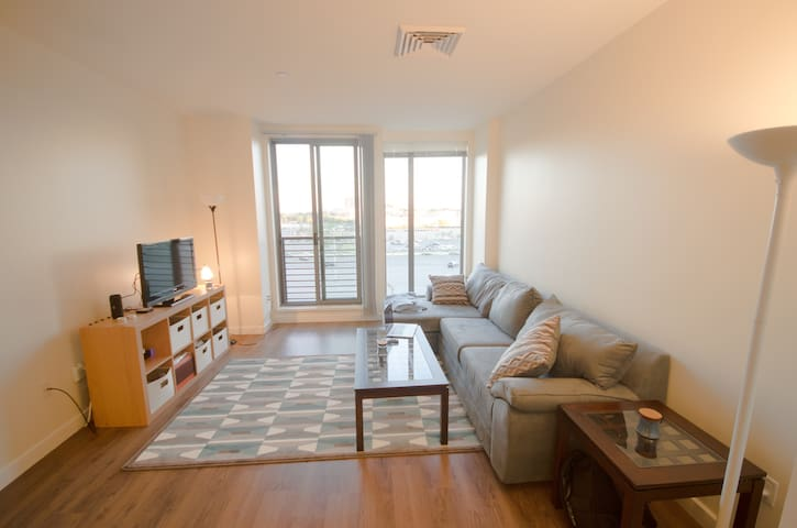 Modern Luxury 1BR with GYM! - Boston - Apartment
