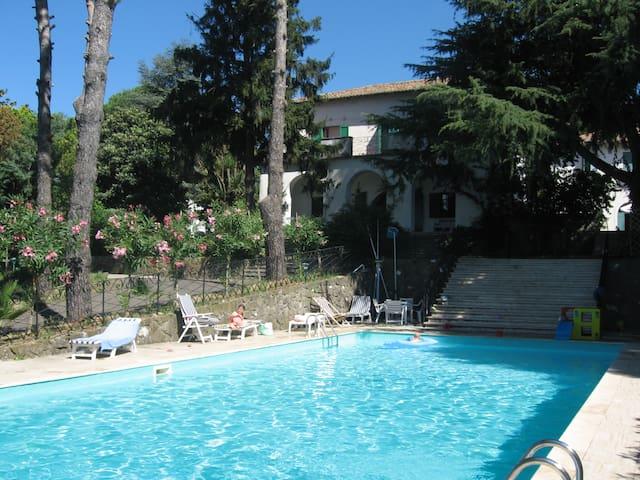 Villa del Portico (Velletri) - Velletri - Casa de campo