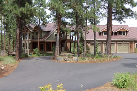 Private apt. nestled in the Ponderosa Pines