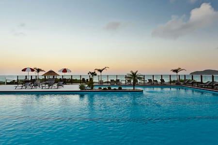 Resort na Praia do Santinho - Florianópolis - Pis