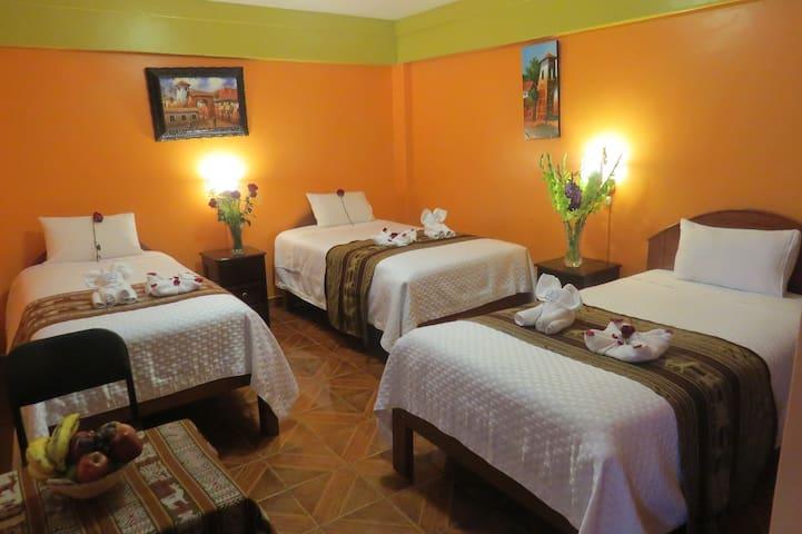 Portal  Machu Picchu - Aguas Calientes - Appartamento