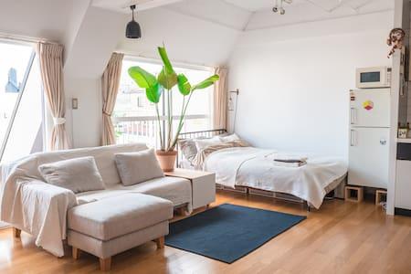 Little Penthouse of Daikanyama - Apartment