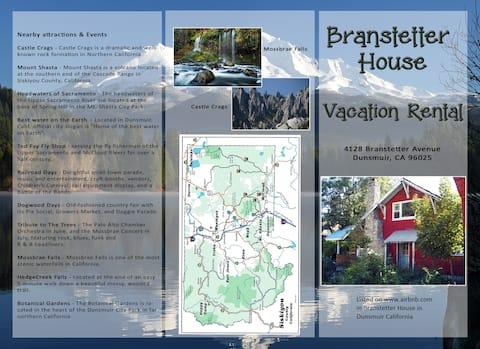 Beautiful Branstetter House