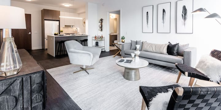 Entire apartment for you | 1BR in Chicago