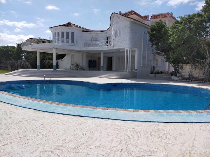 Villa Ibrahim El Gohary