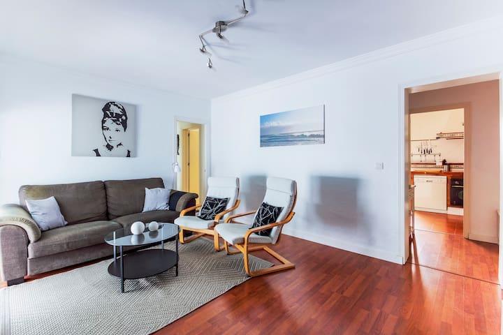 Apartamento a pie del centro y de la playa