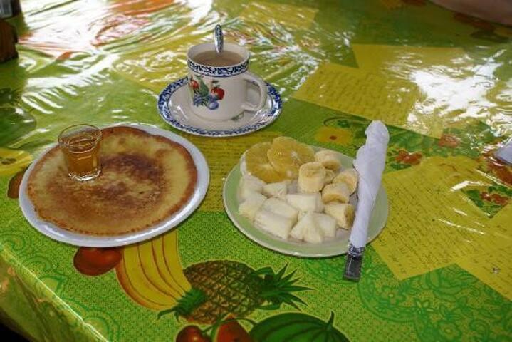 rico plato de pankake