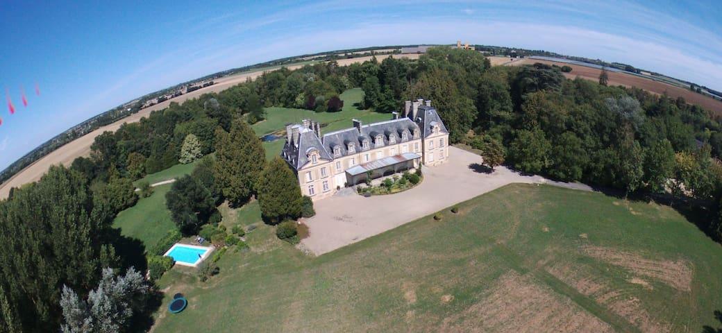 Fontenay Castel - Château de Fontenay