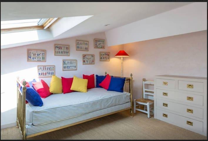 Chambre bleue - Rennes - Wohnung