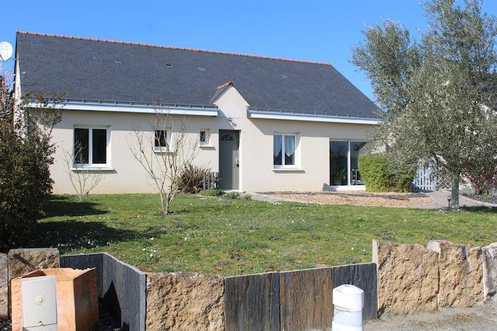 Charmante maison au calme   à la campagne