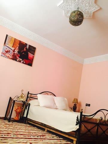 Top floor appart/terrace/free wifi - Essaouira - Apartmen