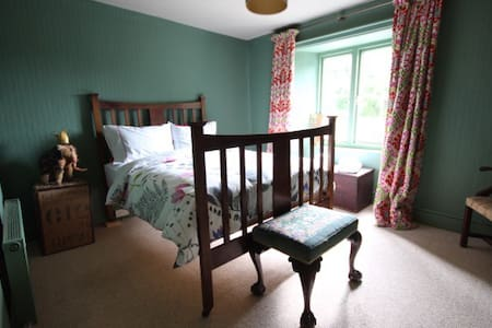 The Culm Valley Inn, the green double no.3 - Culmstock - Bed & Breakfast