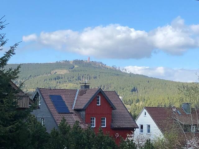 Moderne, ruhige Ferienwohnung in Braunlage / Harz