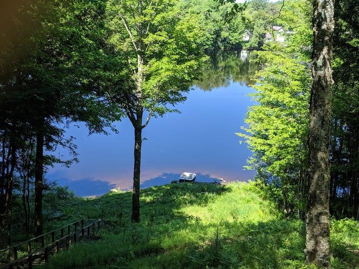 Keys to Kayuta Lake