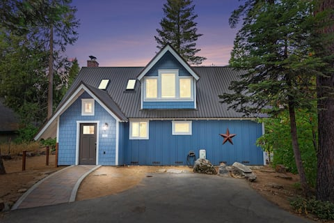 Starfall- Beautiful Remodeled 3 BDR W EV CHARGER inside Yosemite