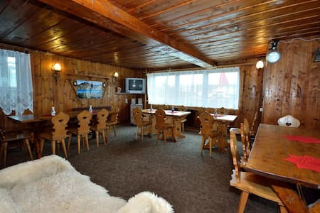 Willa Cizemka Bukowina pokoj#12 - Bukowina Tatrzańska - Guesthouse