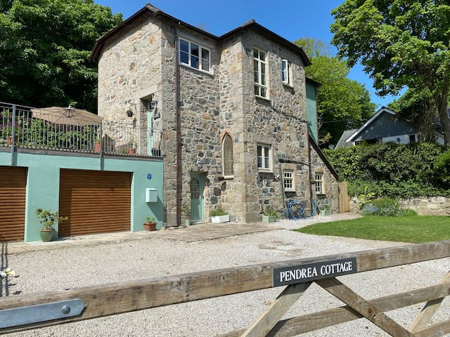 Unique self-contained flat in Gulval, Penzance