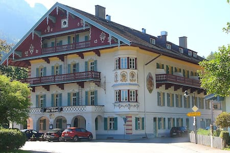 Holiday home in the heart of the Bavarian Alps - Aschau im Chiemgau - Apartment