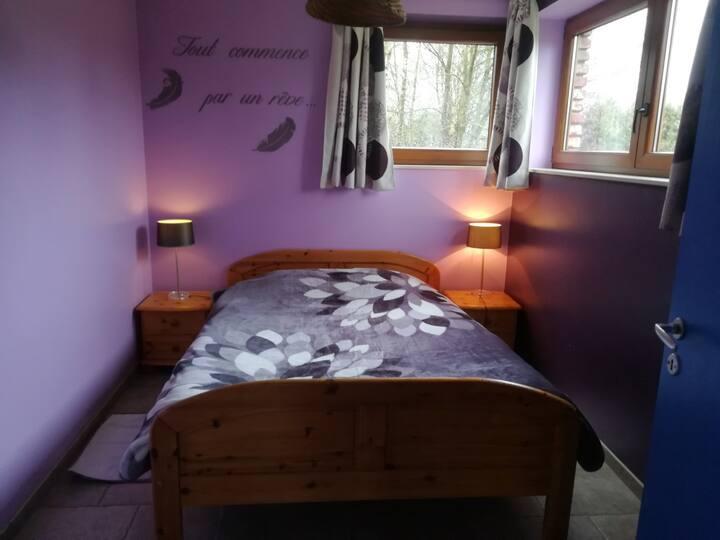Chambres d'hôtes des Ardennes, chambre 1