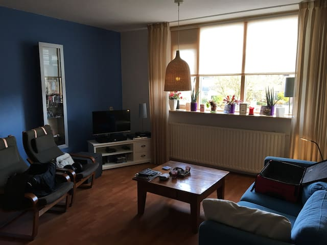 Comfortable spacious apartment fully equipped - Veenendaal - Apartamento