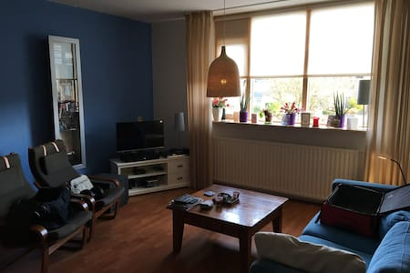 Comfortable big apartment WIFI - Veenendaal