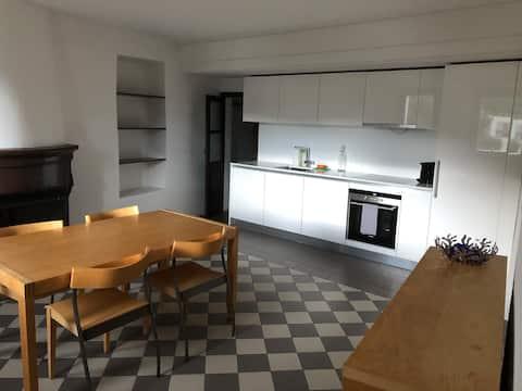 Appartamento in tipica casa Ticinese