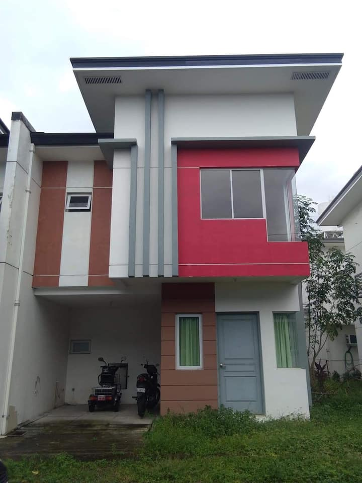 Semi-Furnished Two-Storey Homestay