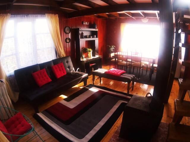Cabaña en Chiloe