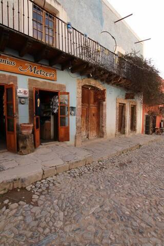 Real De Catorce, San Luis Potosi - México