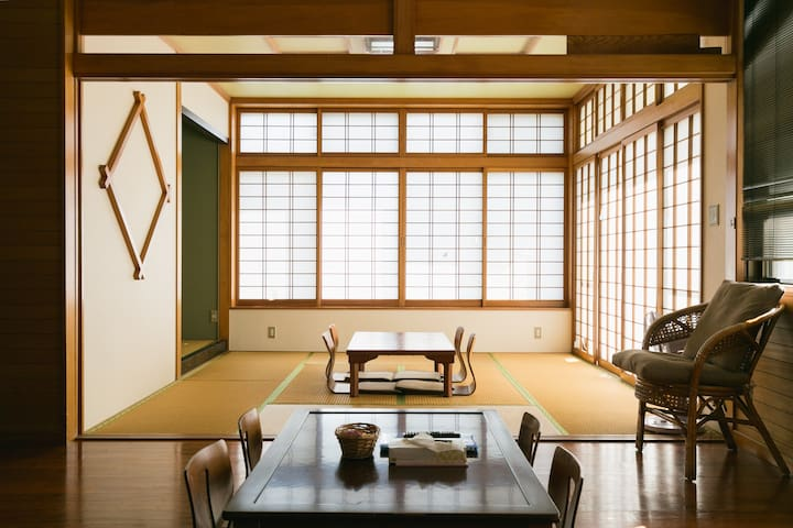☆Traditional Japanese house 4LDK☆Close to beach