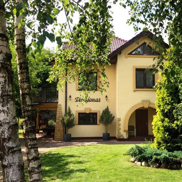 Pokój rodzinny 4 osobowy | Pensjonat pod Orzechami