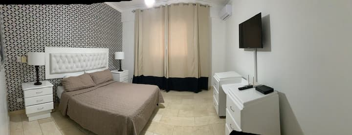Cozy Room with all amenities  in the city center
