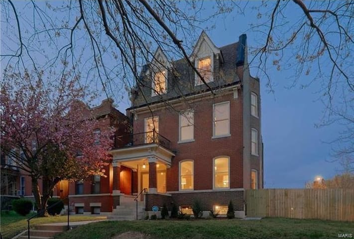 Historic South City Home with Breathtaking Views!