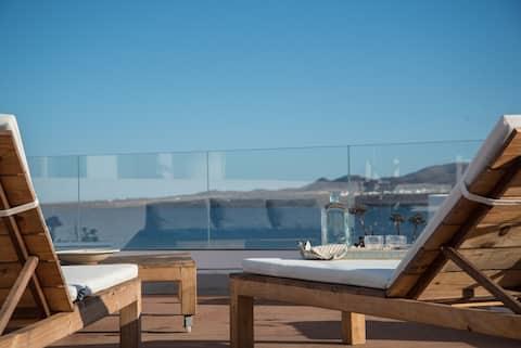 Modern home with Ocean View in Arrieta.