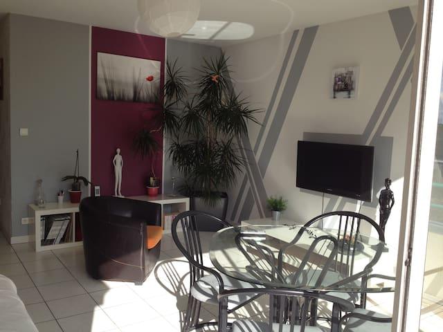 Appartement cosy proche de la mer - Le Folgoët - Byt