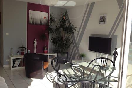 Appartement cosy proche de la mer - Le Folgoët