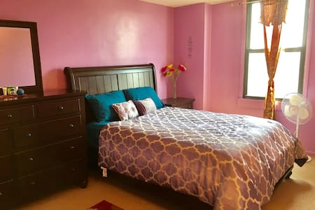 Sunny and Spacious Room Close to DC