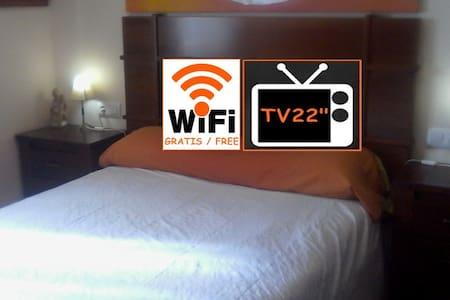 Private Room 2 People +WiFi +Good Comunicated - Condominium
