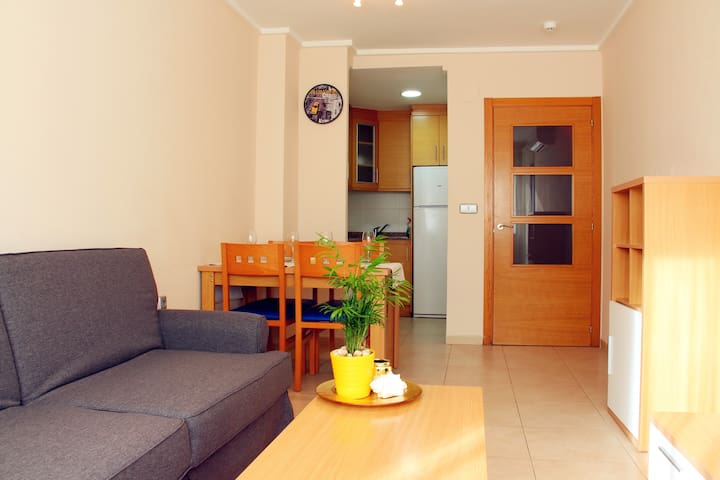 Comfort one bedroom apartment at Alicante Hills