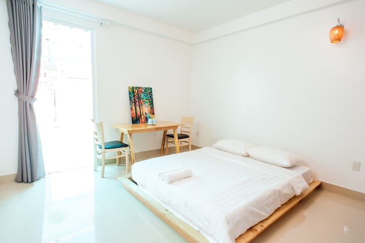 Master Suite & Separated kitchen Near D1 #402 - Bình Thạnh - อพาร์ทเมนท์