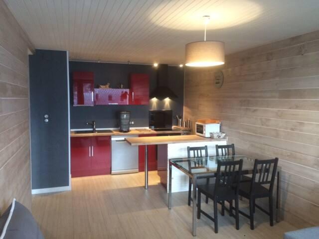 Superbe 3 pièces, 8 pers, classé 3* - Chamrousse - Apartment